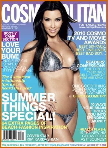 Ngực lớn như Kim mặc bikini gì để đẹp? - 4