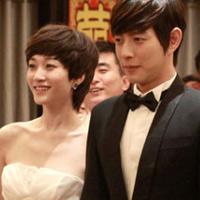 """Lý Tiểu Nhiễm """"lên xe hoa"""" với Park Hae Jin"""
