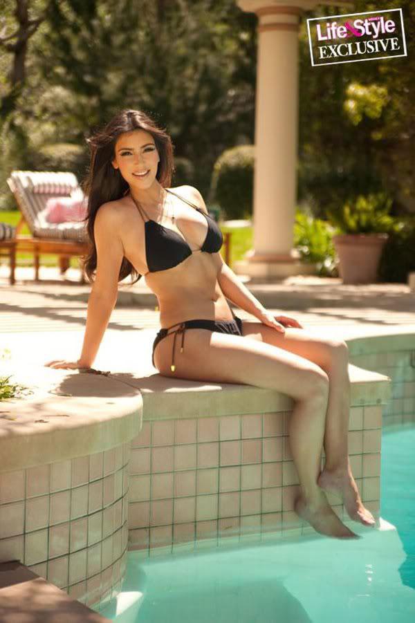 Ngực lớn như Kim mặc bikini gì để đẹp? - 12