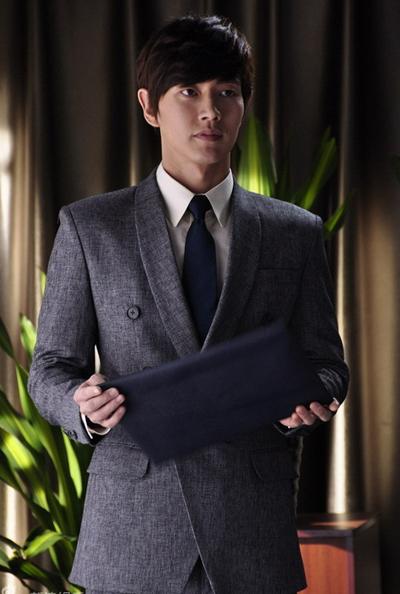 """Lý Tiểu Nhiễm """"lên xe hoa"""" với Park Hae Jin - 5"""