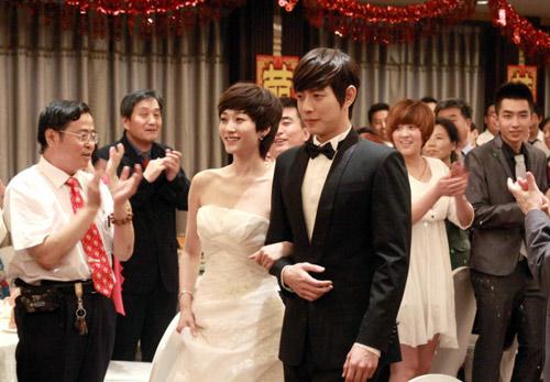 """Lý Tiểu Nhiễm """"lên xe hoa"""" với Park Hae Jin - 9"""