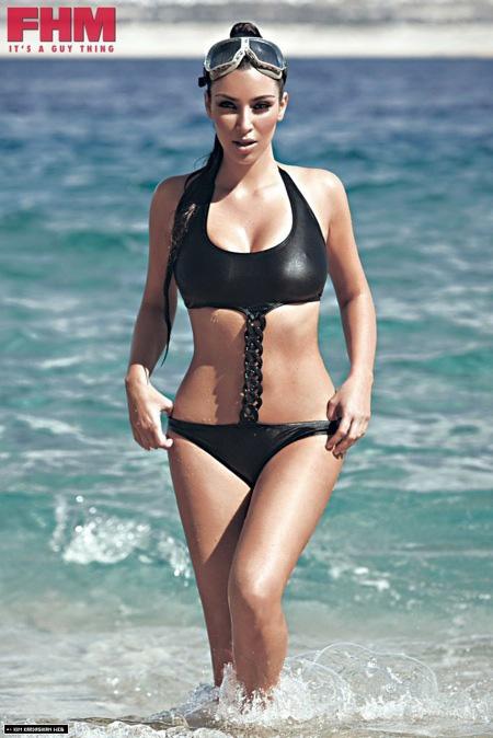 Ngực lớn như Kim mặc bikini gì để đẹp? - 16