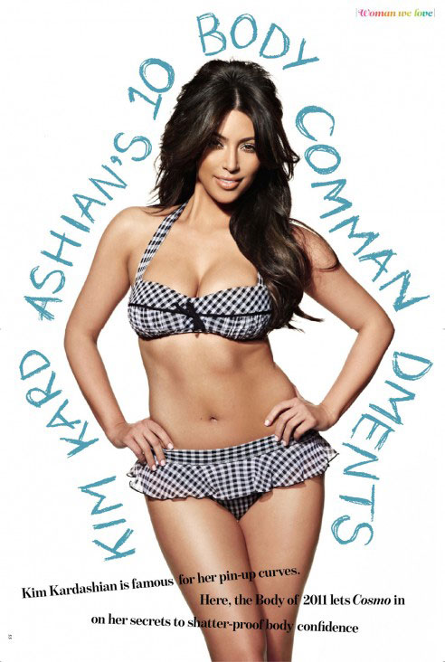 Ngực lớn như Kim mặc bikini gì để đẹp? - 15