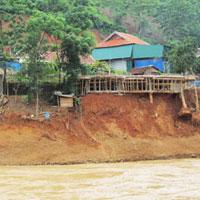 Nghệ An nguy cơ tái diễn lụt lịch sử năm 2005
