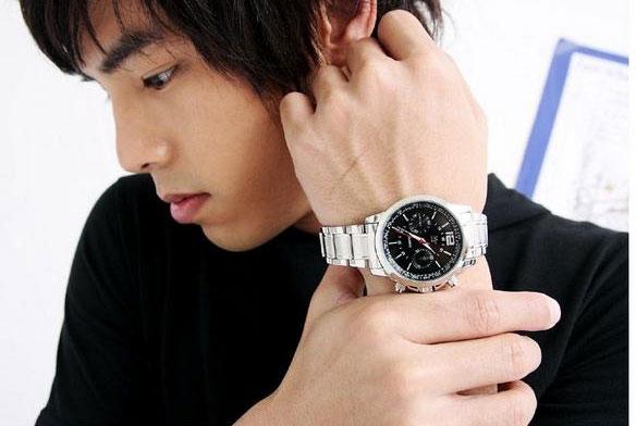 Đồng hồ đeo tay đa phong cách - 1