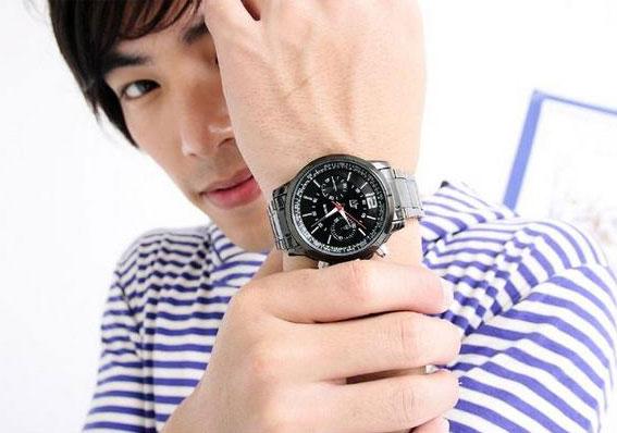 Đồng hồ đeo tay đa phong cách - 3
