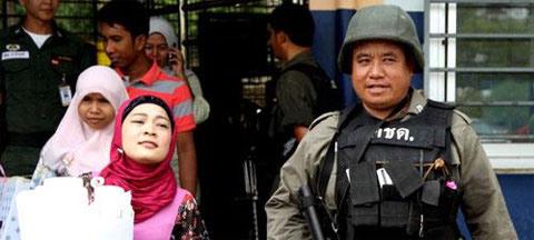 Hôm nay: Thái Lan tổng tuyển cử - 1