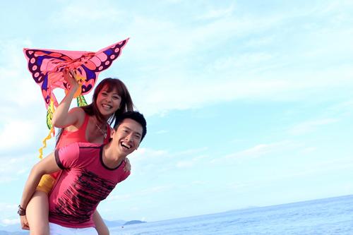 Đi biển mặc đẹp như Jennifer Phạm - 13