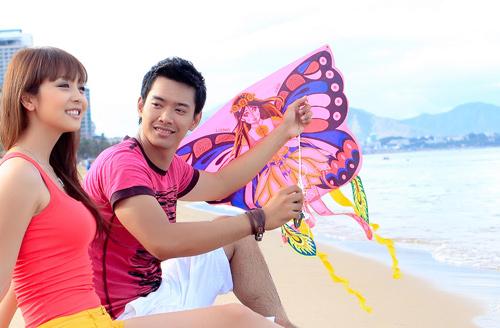 Đi biển mặc đẹp như Jennifer Phạm - 11