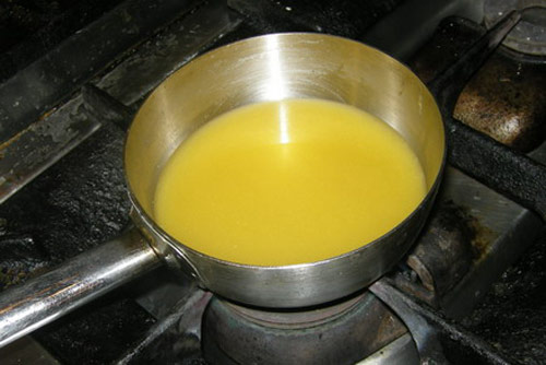 Lườn vịt nướng sốt cam 3