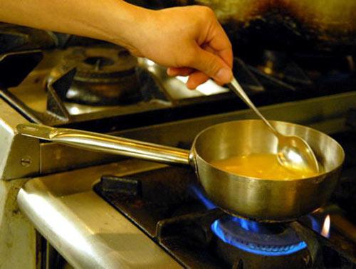 Lườn vịt nướng sốt cam 4