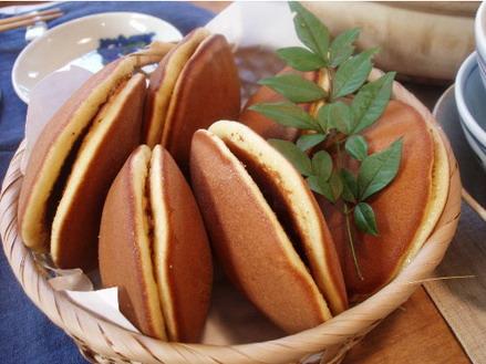 Cùng làm bánh rán Đô rê mon cho bé yêu - 10