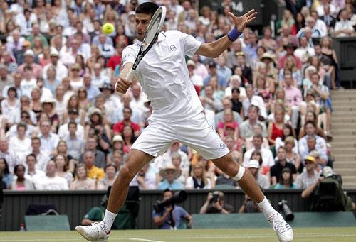 Djokovic truất ngôi Nadal: Gót chân achilles của Rafa - 4