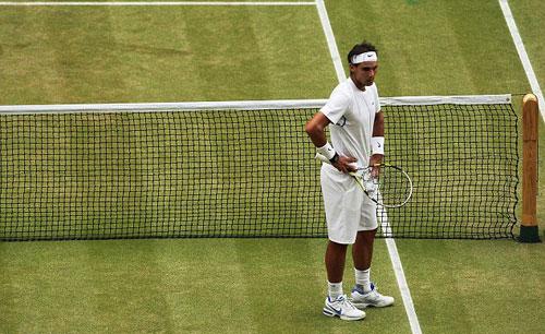 Djokovic truất ngôi Nadal: Gót chân achilles của Rafa - 3
