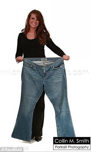 Giảm 50kg để làm Hoa hậu - 3