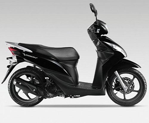 Đã có giá Honda Vision 110cc - 1