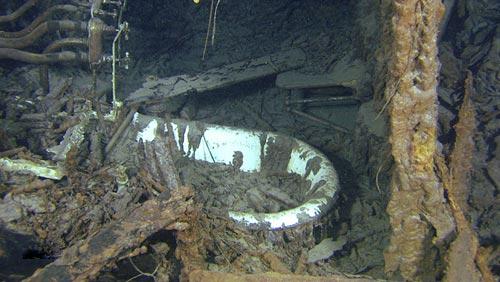 Hình ảnh mới nhất của con tàu Titanic - 3