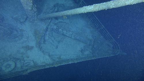 Hình ảnh mới nhất của con tàu Titanic - 5