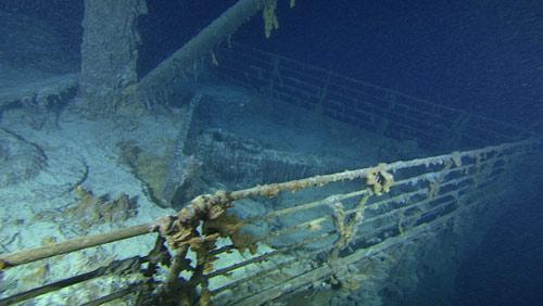Hình ảnh mới nhất của con tàu Titanic - 6