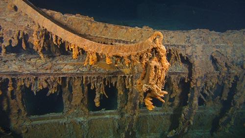 Hình ảnh mới nhất của con tàu Titanic - 7