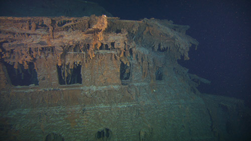 Hình ảnh mới nhất của con tàu Titanic - 8