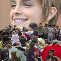 Emma Watson gy 'bo' vi Harry Potter