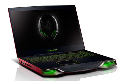 Khám phá siêu laptop Alienware M18x, Thời trang Hi-tech, Alienware M18x, sieu laptop Alienware M18x, kham pha sieu laptop Alienware M18x, laptop Alienware M18x, gia Alienware M18x, may tinh xach tay