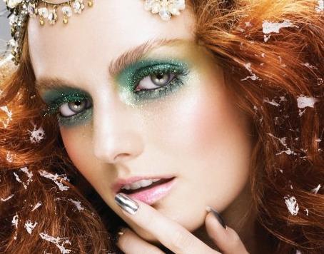 Video làm đẹp: Mắt xanh mát rượi mùa hè - 1