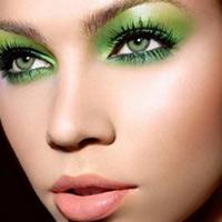 Video làm đẹp: Mắt xanh mát rượi mùa hè
