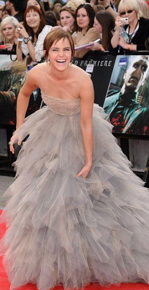Emma Watson đẫm lệ vì Harry Potter - 3