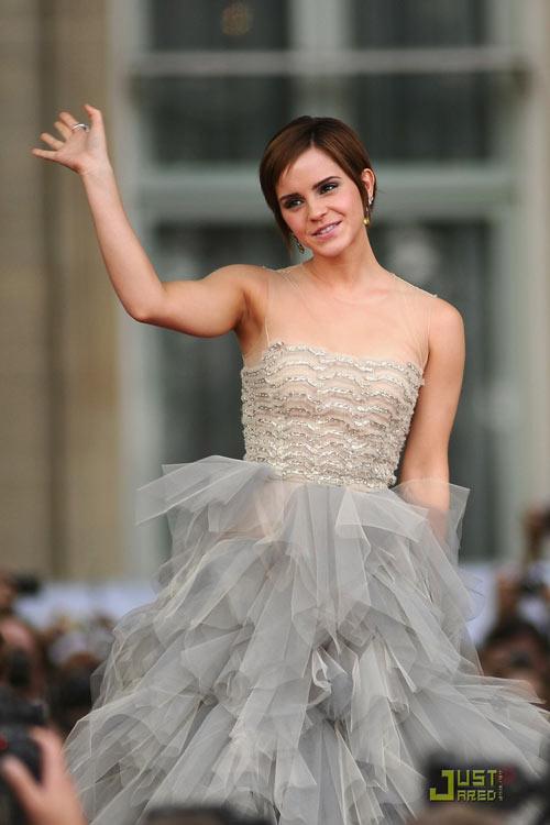 Emma Watson đẫm lệ vì Harry Potter - 12