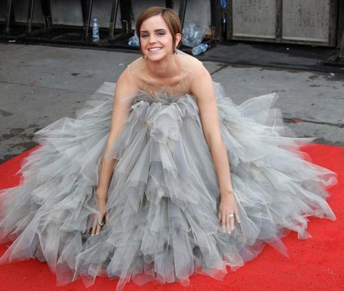 Emma Watson đẫm lệ vì Harry Potter - 15