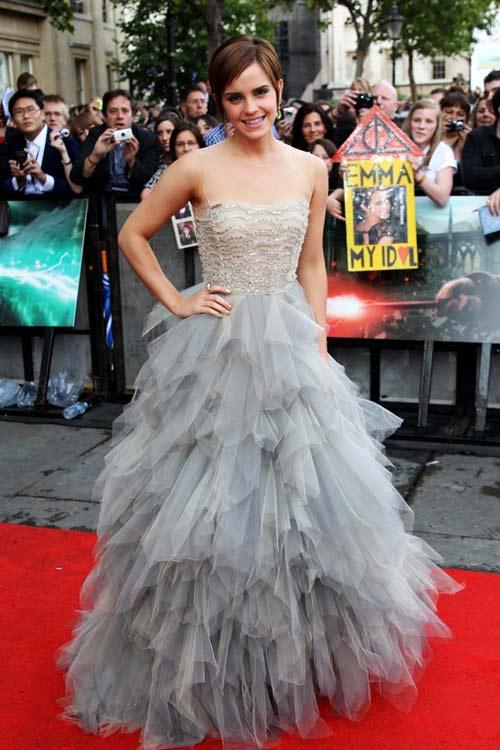 Emma Watson đẫm lệ vì Harry Potter - 19