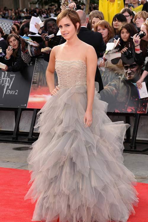 Emma Watson đẫm lệ vì Harry Potter - 6