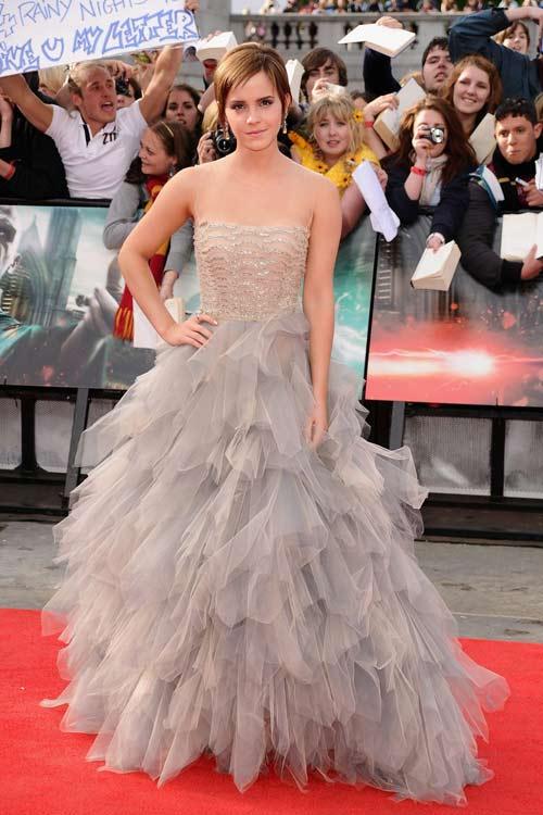 Emma Watson đẫm lệ vì Harry Potter - 7