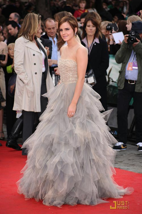 Emma Watson đẫm lệ vì Harry Potter - 8