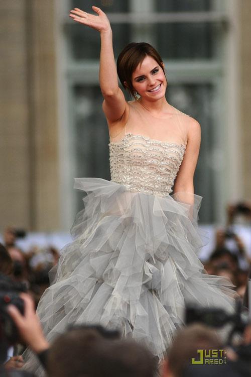 Emma Watson đẫm lệ vì Harry Potter - 9