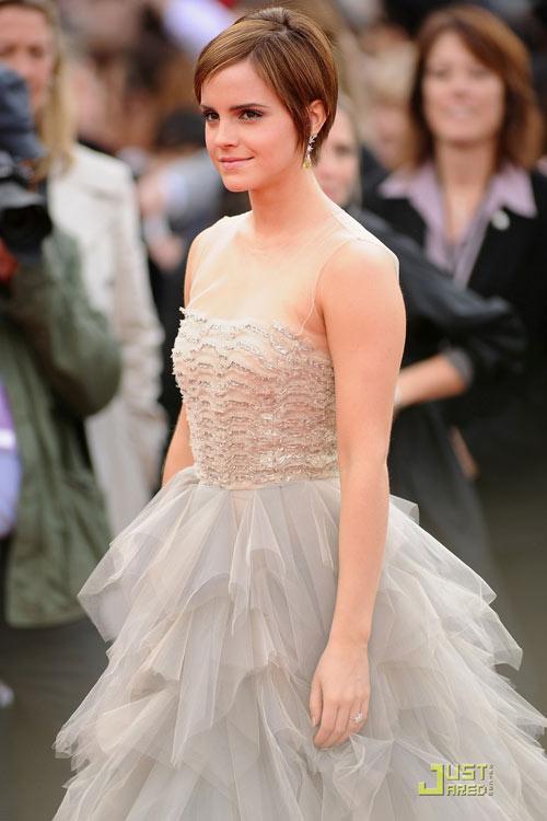 Emma Watson đẫm lệ vì Harry Potter - 11