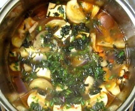 Đậm đà cà tím nấu bung - 8