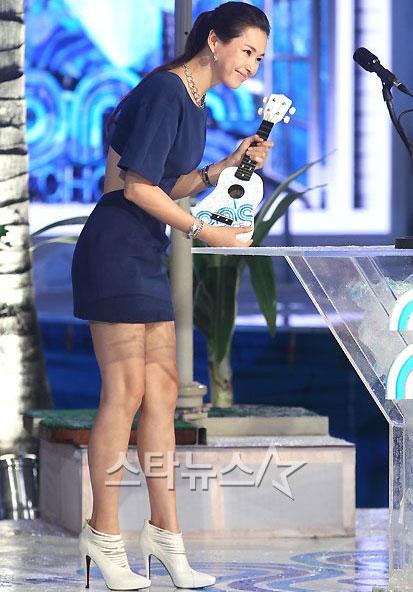 Hoa hậu Hàn Quốc quyến rũ trong làn mưa - 5