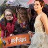 Emma Watson đẫm lệ vì Harry Potter