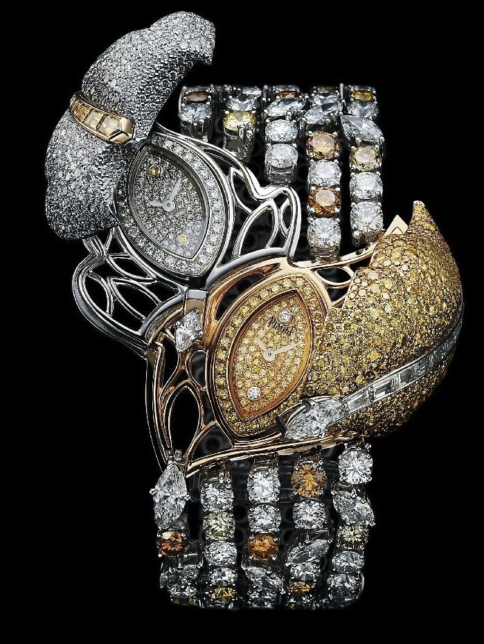 Ngắm những chiếc đồng hồ độc và đắt - 3