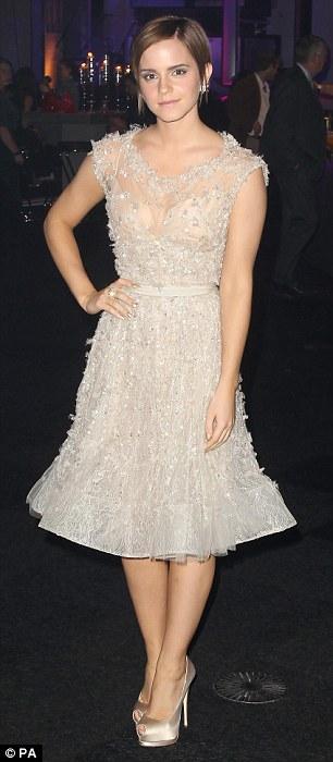 Emma Watson 'đánh cắp' hào quang của Daniel và Rupert - 2