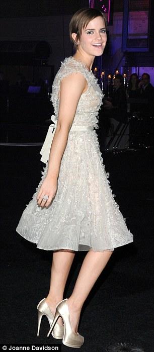 Emma Watson 'đánh cắp' hào quang của Daniel và Rupert - 1