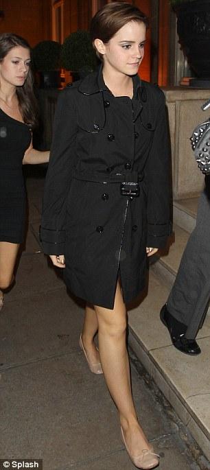 Emma Watson 'đánh cắp' hào quang của Daniel và Rupert - 4