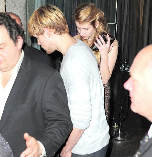Emma Watson 'đánh cắp' hào quang của Daniel và Rupert - 8