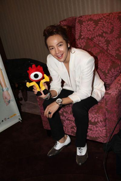 Jang Keun Suk coi fans là… vợ - 2