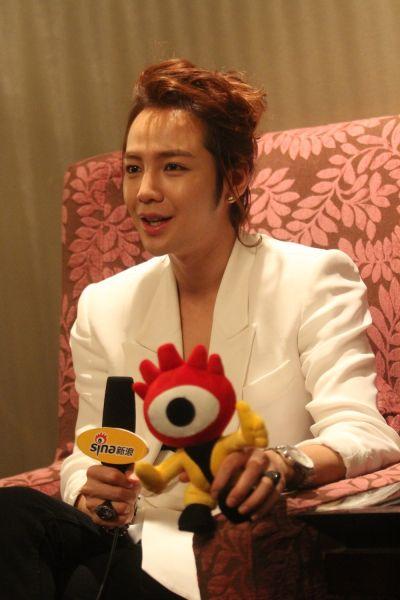 Jang Keun Suk coi fans là… vợ - 1