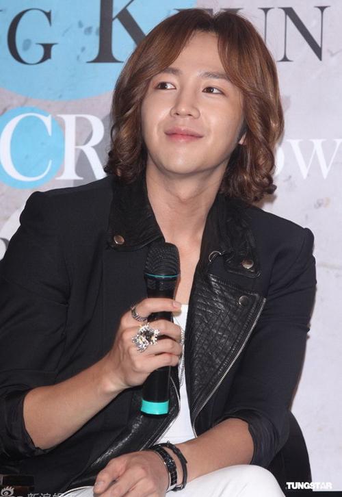 Jang Keun Suk coi fans là… vợ - 8