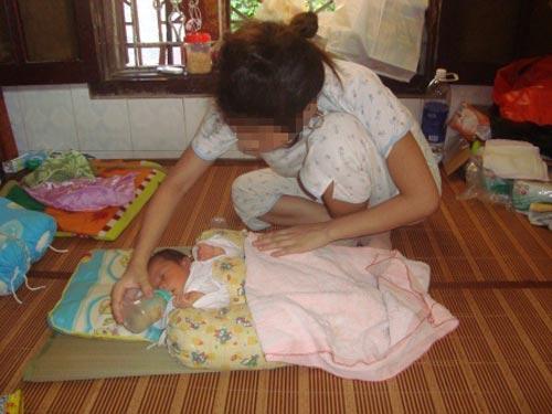 Cô gái 16 tuổi suýt sinh con ở quán net - 1
